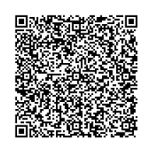 Contact data as QR Code